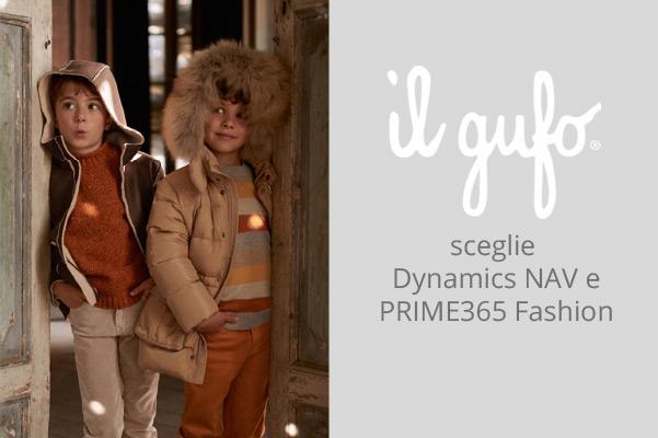 Il Gufo seleziona PRIME365 Fashion, la soluzione ERP italiana per la Filiera Tessile e Fashion sviluppata in Microsoft Dynamics NAV