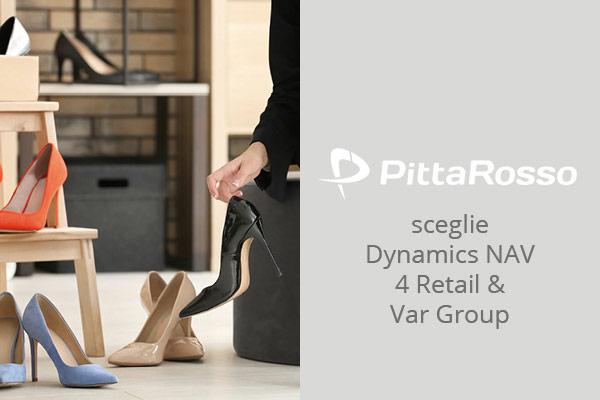 Pittarosso sceglie Var Group per l'aggiornamento dei propri sistemi informativi