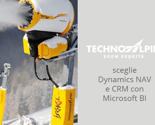 TechnoAlpin applica un approccio completo alle informazioni e alle analisi aziendali grazie a Microsoft Dynamics NAV e CRM