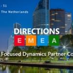 Var Prime partecipa a Directions EMEA, la conferenza indipendente organizzata dei partner per i partner Microsoft Dynamics ERP e CRM del mercato delle PMI.