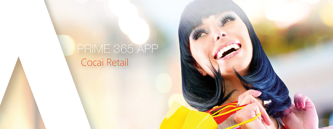 Prime 365 APP | Cocai Retail