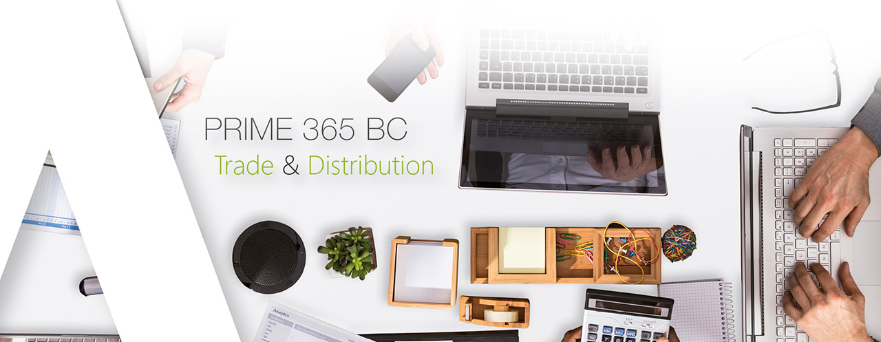 Prime 365 BC | Trade & Distribution