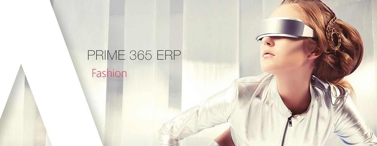 Prime 365 ERP | Fashion