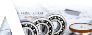 Prime 365 ERP | Operations