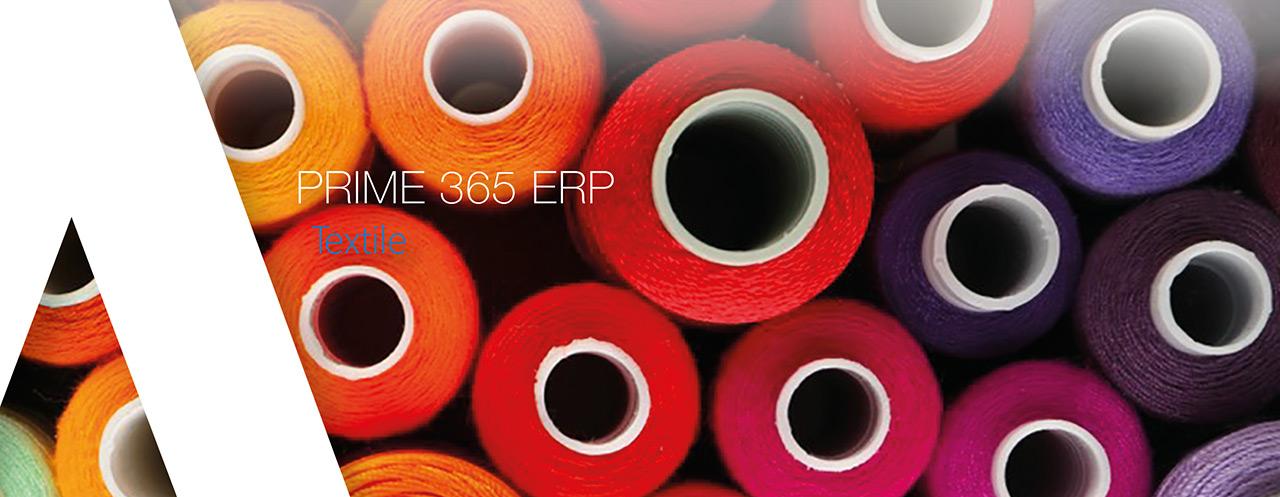 Prime 365 ERP | Textile