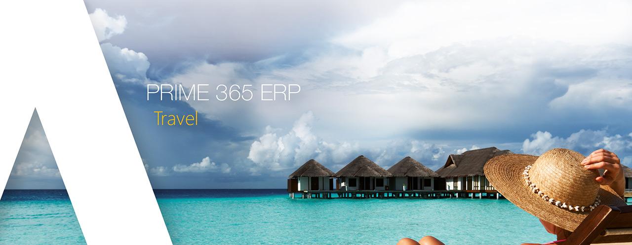 Prime 365 ERP | Travel