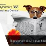 Micosoft Dynamics 365 Business Central - Il gestionale di cui ti puoi fidare