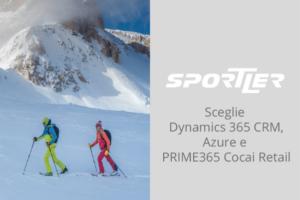 Sportler ha scelto Dynamics 365 CRM e Azure