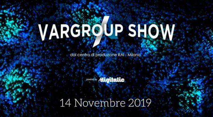 Var Group Show - una giornata fatta di spettacolo, tecnologia e innovazione, in un evento che saprà informarti ma anche intrattenerti.