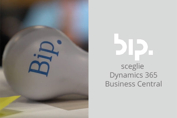 Bip uniforma i processi aziendali con Dynamics 365 Business Central