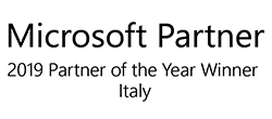 Microsoft Italian Partner of the year