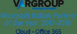 Microsoft Italian Partner of the year