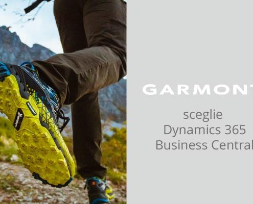 Garmont sceglie Microsoft Dynamics 365 Business Central, un ERP moderno, flessibile e internazionale per continuare a crescere.