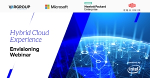 Hybrid Cloud Experience Envisioning Webinar