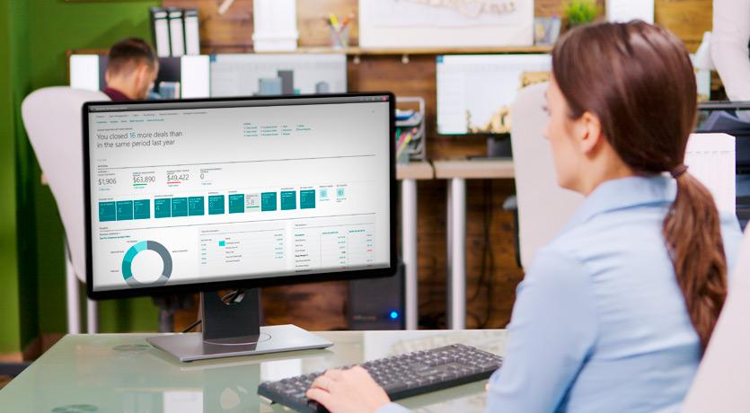 Scopri con Var Prime le nuove funzionalità e i miglioramenti della user experience di Microsoft Dynamics 365 Business Central Wave 1 - 2020.