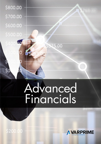 PRIME365 Advanced Financials