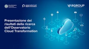 Convegno Osservatorio Cloud Transformation