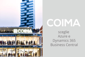 Coima ha scelto Microsoft Azure e Dynamics 365 Business Central per il suo percorso di digital transformation insieme a Var Group.