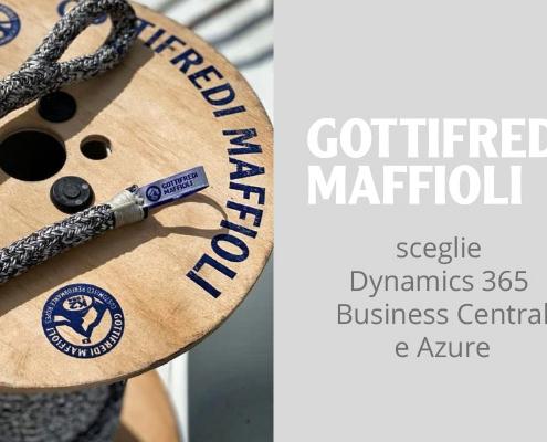 Gottifredi Maffioli sceglie Dynamics 365 Business Central e Azure