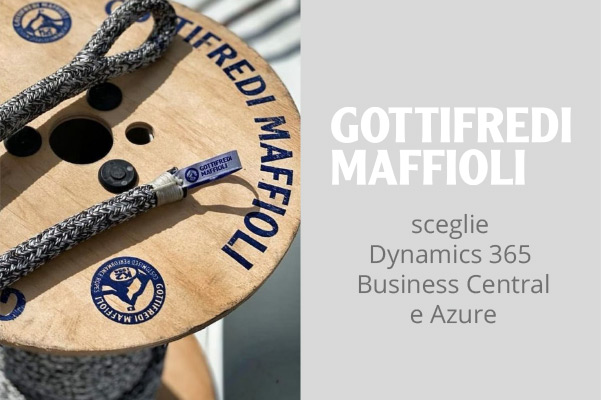 Gottifredi Maffioli sceglie Dynamics 365 Business Central e Azure