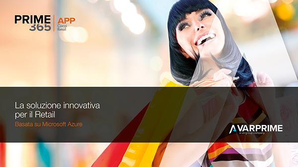 Copertina AppSource Prime App Cocai Retail