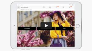Video Prime App Order Entry Fashion