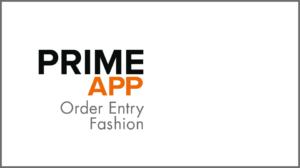 PRIME365 App Order Entry Fashion