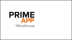 PRIME365 App Warehouse
