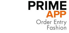 Prime App Order Entry Fashion