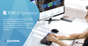 IFM Infomaster sceglie Microsoft Dynamics 365 Customer Engagement
