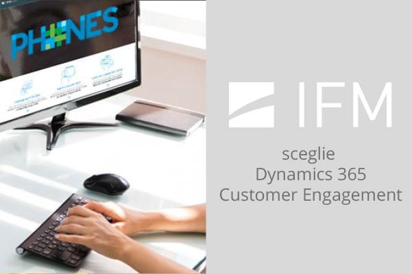 IFM Infomaster sceglie Microsoft Dynamics 365 Customer Engagement per integrare i processi di gestione delle commesse.