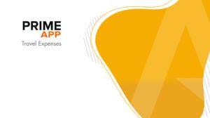 PRIME365 App Travel Expenses