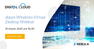 Webinar Azure Windows Virtual Desktop