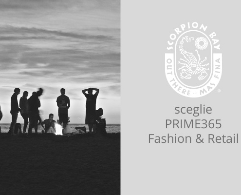 Scorpion Bay Sceglie PRIME 365 Fashion & Retail