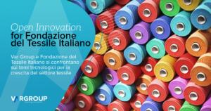 Open Innovation for Fondazione del Tessile Italiano